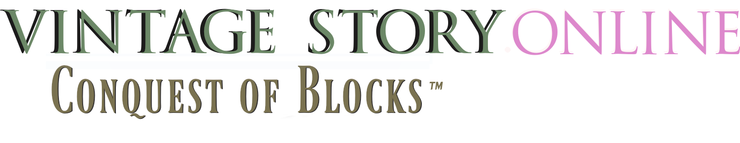 Vintage Story Online: Conquest of Blocks